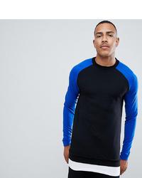 Sweat-shirt multicolore ASOS DESIGN