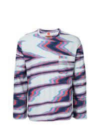 Sweat-shirt multicolore Missoni