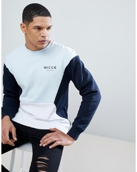 Sweat-shirt multicolore Nicce London