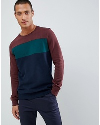 Sweat-shirt multicolore Tom Tailor