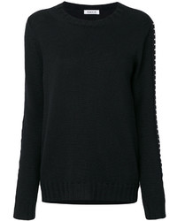 Sweat-shirt noir