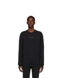 Sweat-shirt noir 1017 Alyx 9Sm