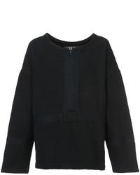 Sweat-shirt noir adidas