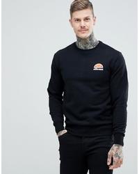 Sweat-shirt noir Ellesse