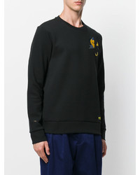 Sweat-shirt noir Fendi