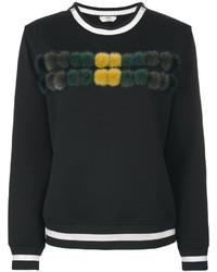 Sweat-shirt noir Fendi