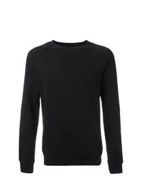 Sweat-shirt noir Hudson