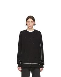 Sweat-shirt noir Johnlawrencesullivan