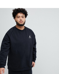 Sweat-shirt noir Jordan