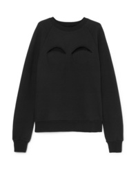 Sweat-shirt noir Maison Margiela