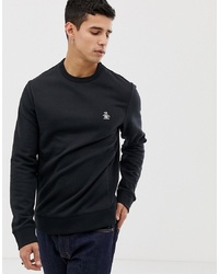 Sweat-shirt noir Original Penguin