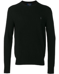 Sweat-shirt noir Polo Ralph Lauren