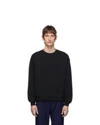 Sweat-shirt noir Random Identities