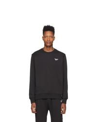Sweat-shirt noir Reebok Classics