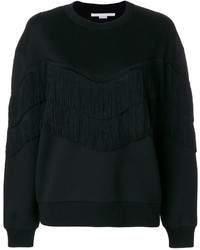 Sweat-shirt noir Stella McCartney