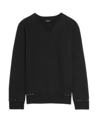Sweat-shirt noir Valentino