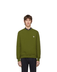 Sweat-shirt olive Ps By Paul Smith