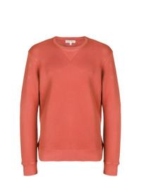 Sweat-shirt orange Alex Mill