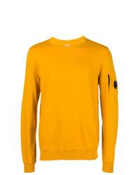 Sweat-shirt orange CP Company