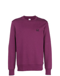 Sweat-shirt pourpre CP Company