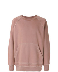 Sweat-shirt rose Burberry