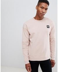Sweat-shirt rose Jack & Jones