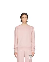 Sweat-shirt rose Maison Margiela