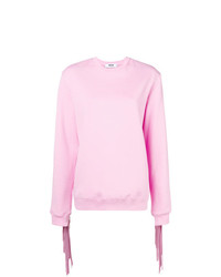 Sweat-shirt rose MSGM