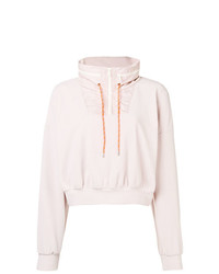Sweat-shirt rose Pinko