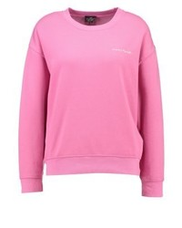 Sweat-shirt rose Topshop