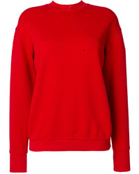 Sweat-shirt rouge