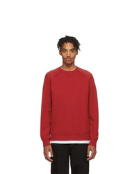 Sweat-shirt rouge CARHARTT WORK IN PROGRESS
