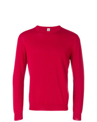 Sweat-shirt rouge Eleventy