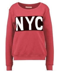 Sweat-shirt rouge Sofie Schnoor