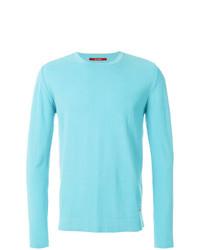 Sweat-shirt turquoise CP Company