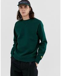 Sweat-shirt vert foncé Carhartt WIP