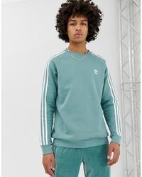 Sweat-shirt vert menthe adidas Originals