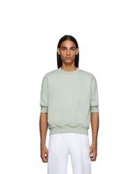 Sweat-shirt vert menthe Random Identities