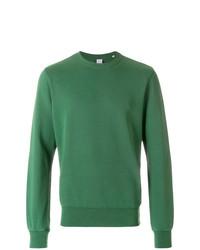 Sweat-shirt vert Aspesi