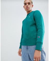 Sweat-shirt vert Champion
