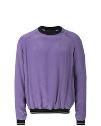 Sweat-shirt violet clair Haider Ackermann