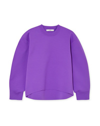 Sweat-shirt violet clair Tibi