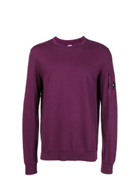 Sweat-shirt violet CP Company