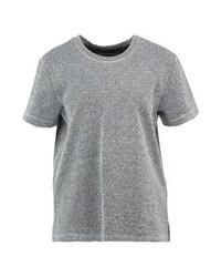 T-shirt à col rond argenté Circle of Trust