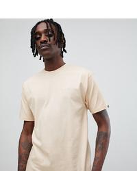 T-shirt à col rond beige Vans