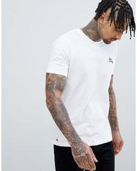 T-shirt à col rond blanc Tokyo Laundry