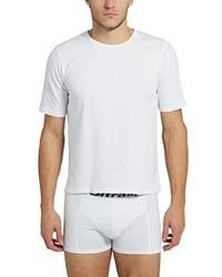 T-shirt à col rond blanc Ultrasport