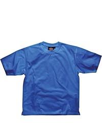 T-shirt à col rond bleu Dickies