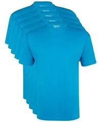 T-shirt à col rond bleu Ultrasport