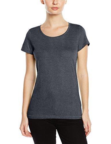 T-shirt à col rond gris foncé Stedman Apparel